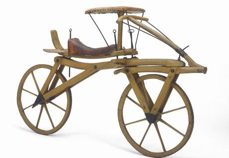 erstmal ohne pedale von der laufmaschine zum e bike in 200 jahren. Black Bedroom Furniture Sets. Home Design Ideas