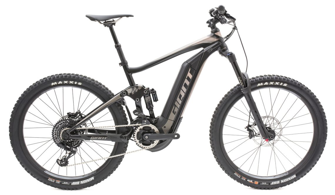 Giant syncdrive pro antrieb von yamaha berzeugt e for Yamaha e mountain bike