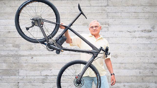 Leichtestes E Mountainbike Der Welt Wiegt Unter 8