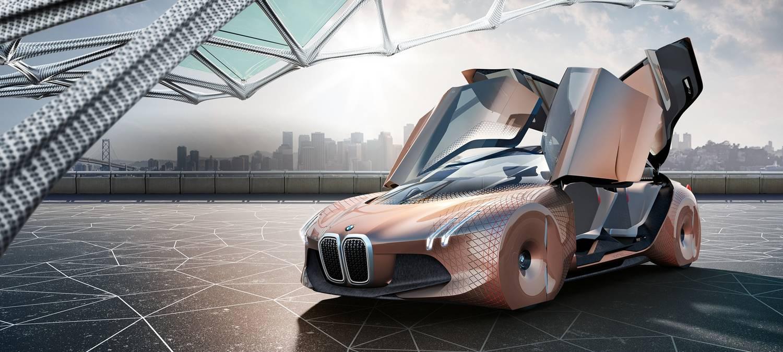 Die nächsten 100 Jahre - BMW iNext: greenfinder.de