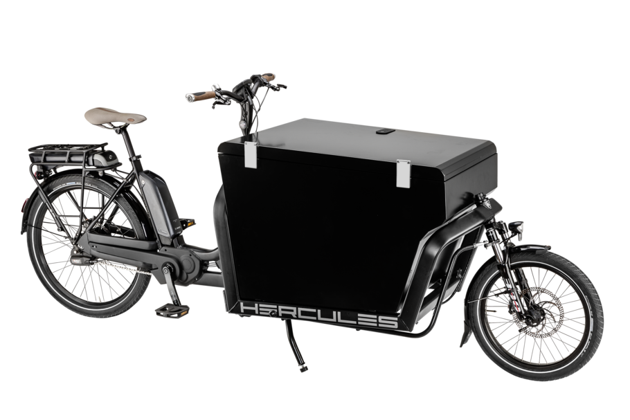 hercules cargo bike das transporterlebnis einer neuen. Black Bedroom Furniture Sets. Home Design Ideas