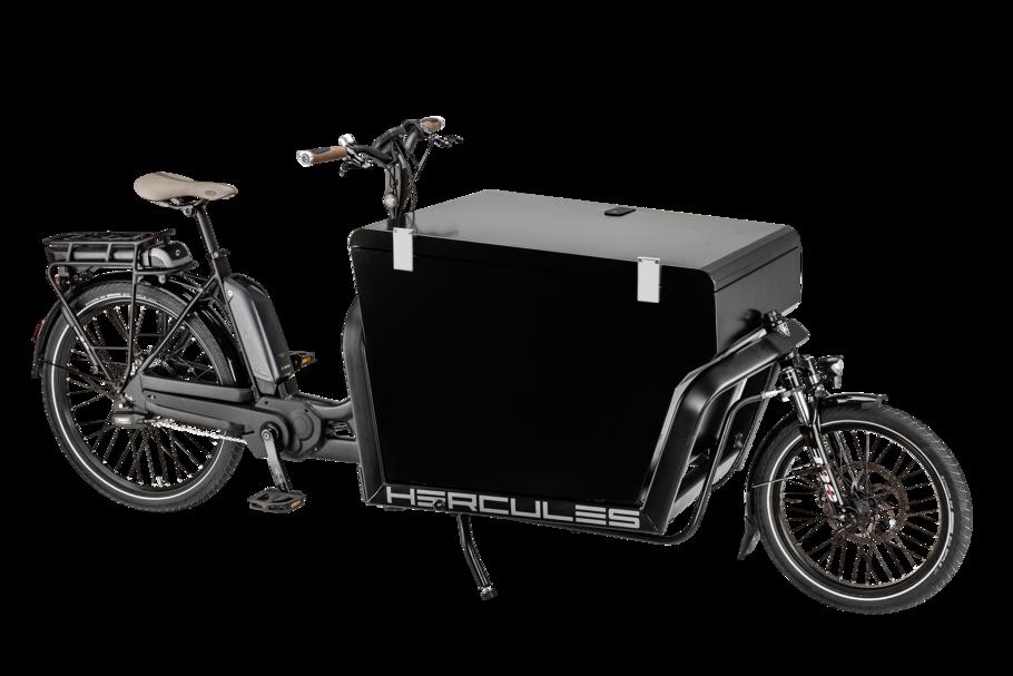 hercules cargo bike das transporterlebnis einer neuen generation. Black Bedroom Furniture Sets. Home Design Ideas