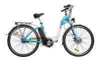 Fifield E-Bikes - Seaside 26