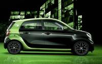smart - smart smart forfour electric drive