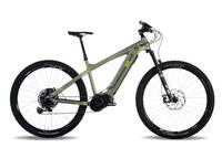 NOX CYCLES - Hybrid XC Trail - Pro olive