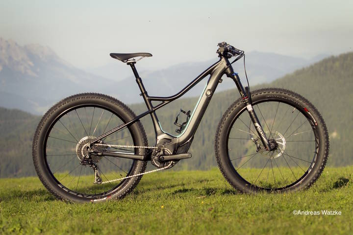 Specialized - Levo WMN COMP 6Fattie