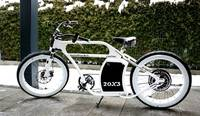 Enorm Ebike - Boardtracker White Classic
