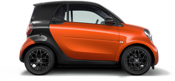 smart - smart fortwo
