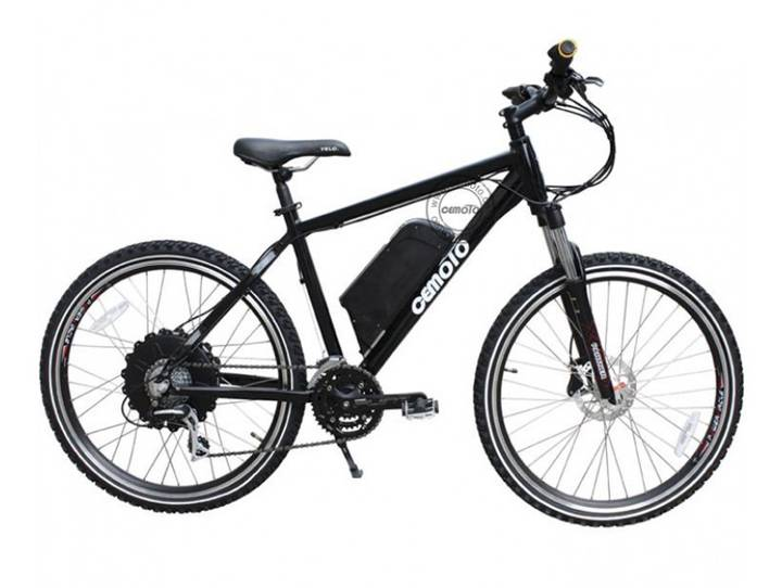 Cemoto - 26´ 500w mountain electric bike