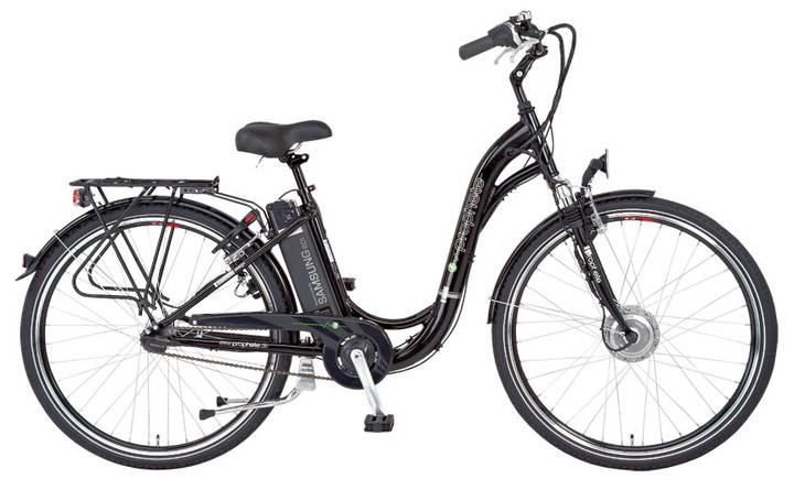 Prophete - PROPHETE E-Bike Alu-City 26 ECC 300 Damen
