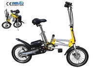 Cemoto - 16´ one second electric ebike