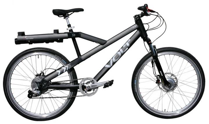 VOLT - URBAN E-Bike Rohloff