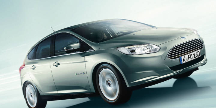 Ford - Ford Focus Electric