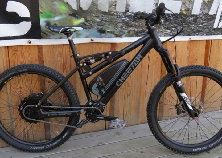 Cheetah - E-Fully Mountainspirit 27.5