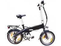 Cemoto - 16´ FOLDING ELECTRIC BIKE
