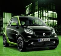 smart - smart smart fortwo electric drive