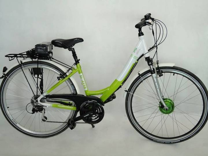 Powerbike - PB City One Lady VR (9Ah)