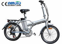 Cemoto - CEM-AEB08 20´ folding City bike For Boy