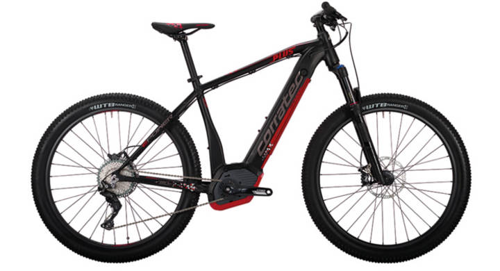 Corratec - E-Power X Vert 650B PLUS X 2018