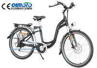Cemoto - 26´ 250W power CITY EBIKE