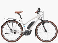 blueLABEL - Cruiser Mixte nuvinci