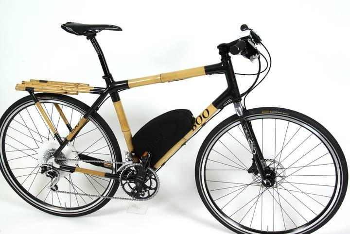 Boo Bicycles - T E-Bionx
