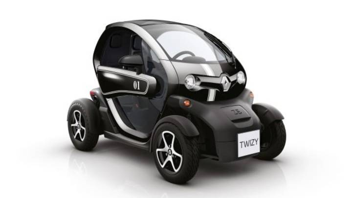 Renault - Renault TWIZY Sport Edition