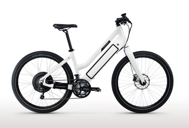 Stromer - ST1 Elite Lady Mountain 25 Akku ST522