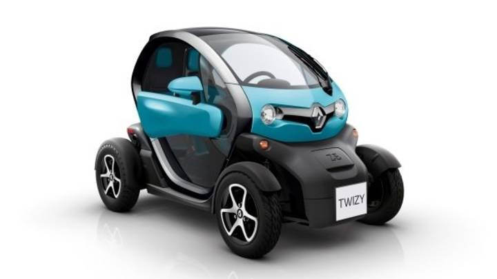 Renault - Renault TWIZY Intens