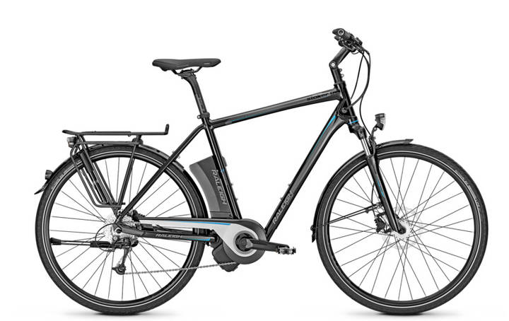 Raleigh - STOKER IMPULSE 9 Herren 522 Wh