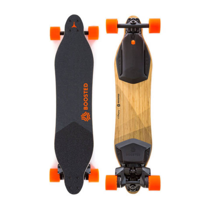 Boosted - Boosted Dual+