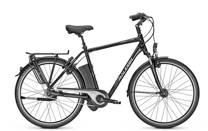 Raleigh - DOVER IMPULSE 8R HS 8G Herren 522 Wh