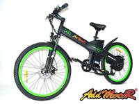 Addmotor - XIMA X4 black/green