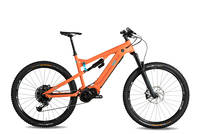 NOX CYCLES - Hybrid All Mountain 5.9 - Comp fire