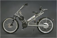 Ruder-Rad - City E-Bike