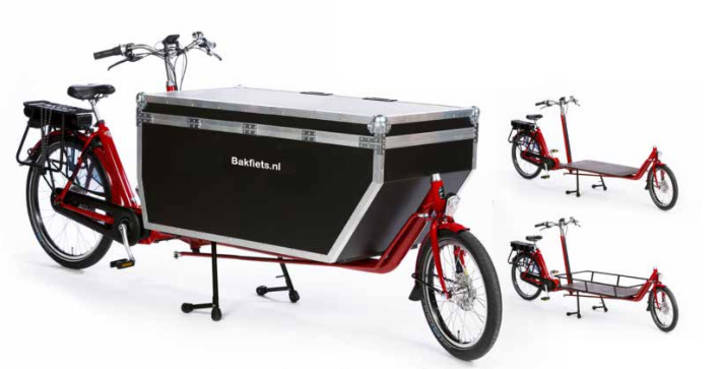 Bakfiets.nl - CargoBike XL Steps Business NN8