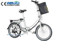 Cemoto - CEM-AEB01 20´ folding ELECTRIC BIKE