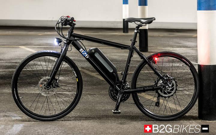alle infos zum blue s pedelec edition 2015 von b2g bikes. Black Bedroom Furniture Sets. Home Design Ideas