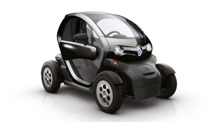 Renault - Renault TWIZY Cargo