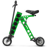 URB-E - GP ELECTRIC EDITION - GREEN