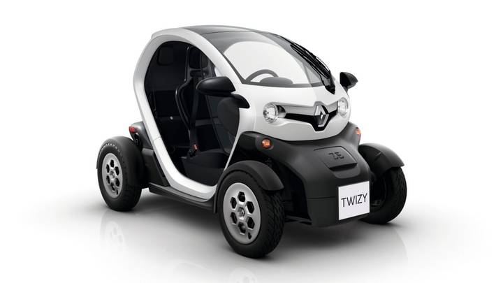Renault - Renault TWIZY Life