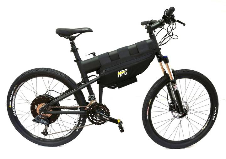 Hi-Power Cycles - RECON 1
