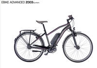 EBIKE - Advanced Z 003 Comfort