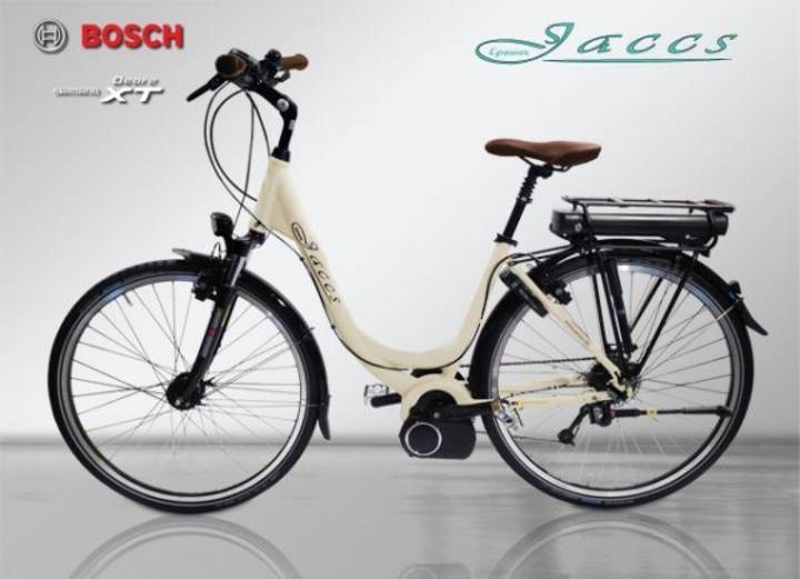 Jaccs - Swing Premium City NuVinci 360 26´
