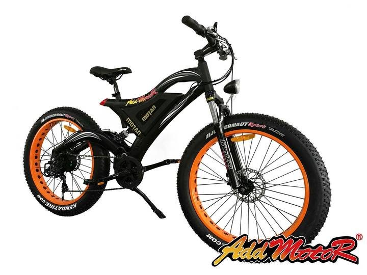 Addmotor - MOTAN M-850 Orange