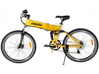 Cemoto - CEM-AEB18A 26´ Folding electric mountain bike